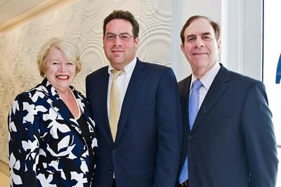 Ellen Tansey, Kevin & Richard Sloane.