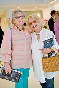 Wendy Perlman & Silvia Zoslow.