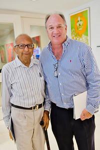 Dr. Krishna Praba & Bryan Wilson.