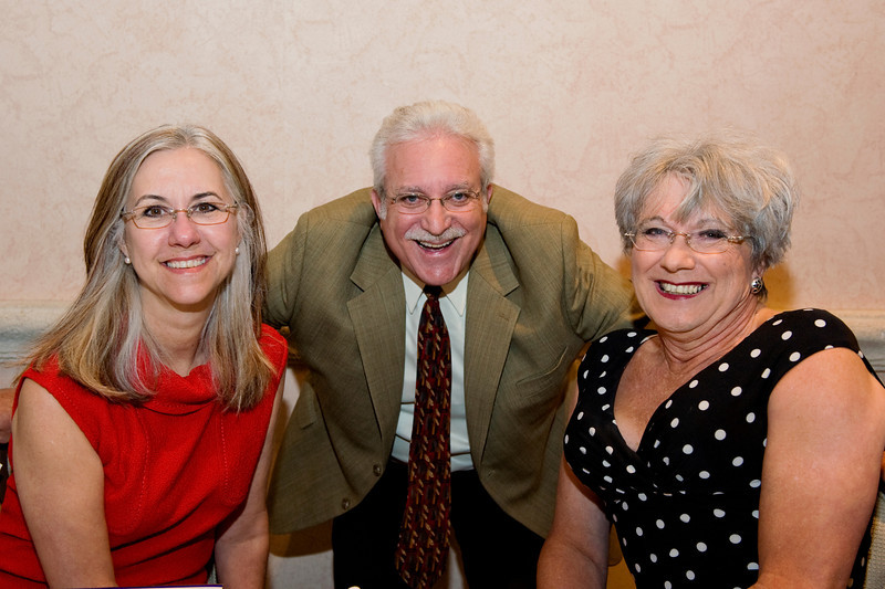 Cathy Busch, Carl Minardo, Rhonda Williams.