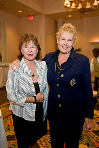 Joan Murphy & Donna Hearon.