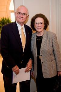Dr. & Mrs. Williams Adkins.
