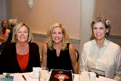 MaryAnn Johnson, Stephanie Langlais, Donna Levy.