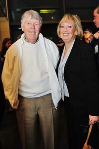 Robert McHugh & Dr. Joan Gillespie.
