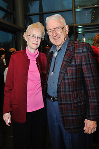 Dr. And Mrs. Robert Flucke.