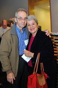 Mel Serisky and Dr. Ilene Gerber.