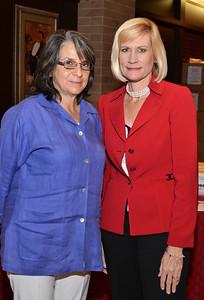 Mary Lou Cocci & Joan Deluca.