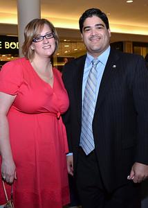 Sarah Marcus & Ed Latallati.