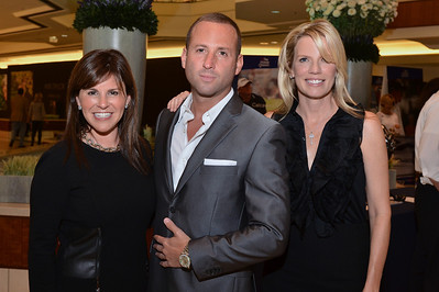 Maris Charney, Josh Cohen & Kim Goering.