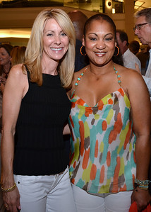 Karen Hammer & Pam Cunningham.