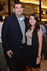 Sergio Piedra & Diana Wright.