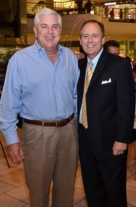 Dave Burke & Pat Murphy.