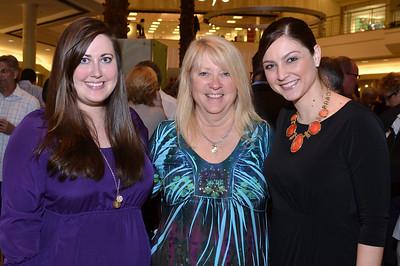 Whitney Pettis, Joanie Conners & Dana Romanelli.