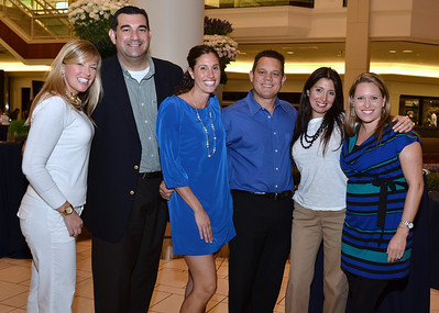 Kimberly Wetzel, Sergio Piedra, Danielle Benvenuto, Frank Lavonia, Shalimar Lavonia and Kelly Cashmere.