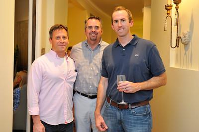 Greg Dayko, Bryan Bell, Jeff Quinlivan