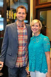Erik and Lisa Johnson