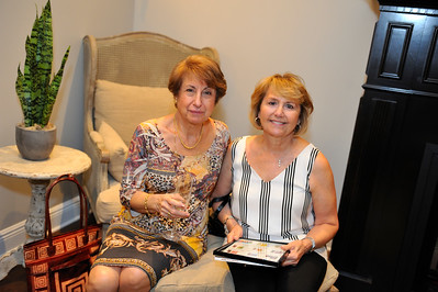 Mary Fantin and Christine Stauder