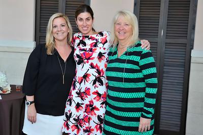 Krista Coquillette, Joannie Connors, Melissa Mulvaney
