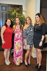 Debbie Scanlon, Cynthia Chow, Lisa Smith, Laura Dinolfo