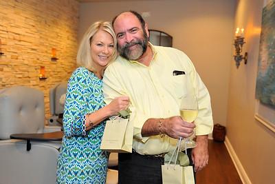 Cindy Nye and Joseph Fields