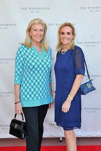 Maureen Conte and Carol Anderson