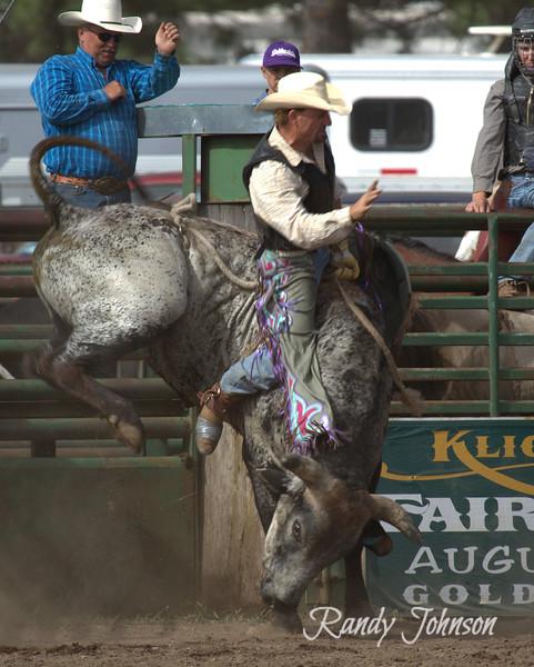 Bulls 2012 Ketchum Kalf Rodeo
