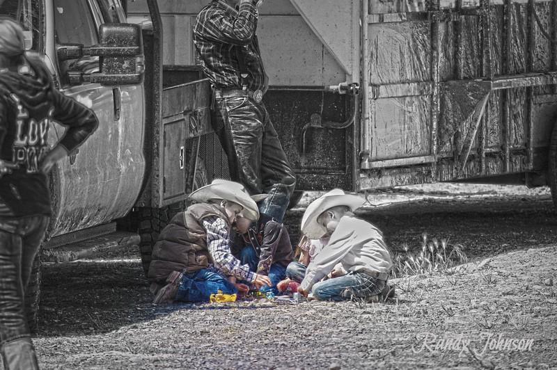 Rodeo Kids at play