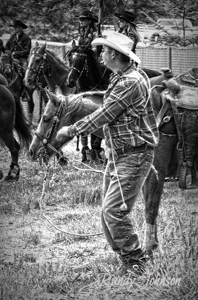 Dancing Cowboy