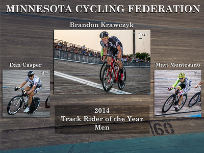 2014 (Track Riders of the Year)