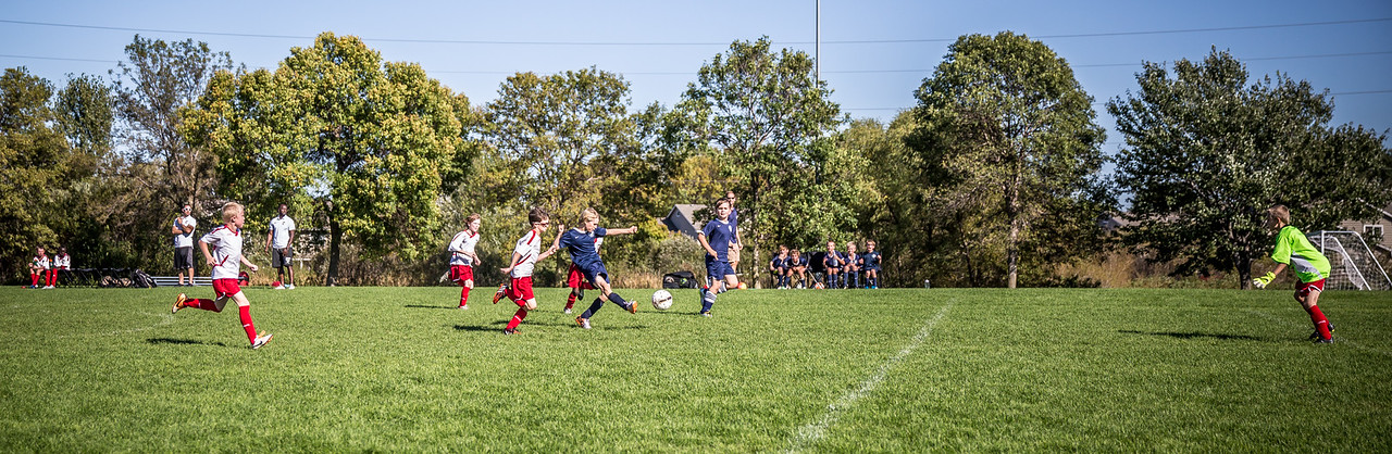 2015-09-27 (Rebels U10 vs. Coon Rapids)