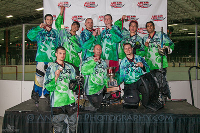 Men's Silver -  1st Wicked Stixx