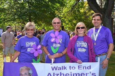 Anita, Laurence, Kathy and Ed.