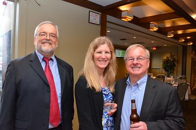 Jeff, Anne Marie, Greg