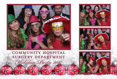 Community Hospital - Holiday Party 2017
