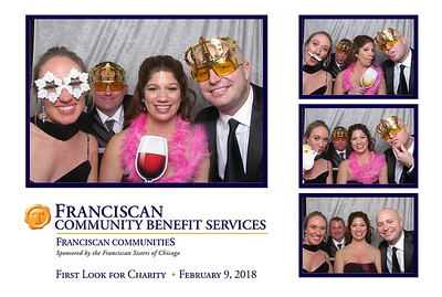 1st Look for Charity 2018 - Franciscan Community