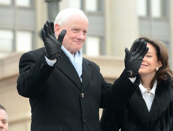 Oklahoma Governor Inauguration