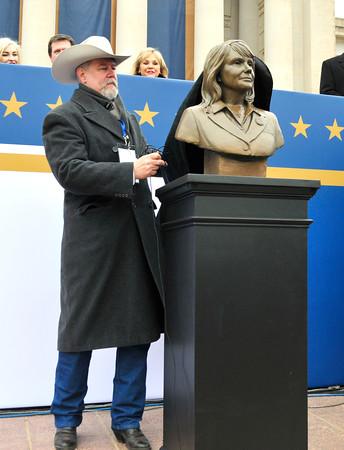 2015 Oklahoma inauguration