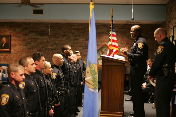 Police academy 8