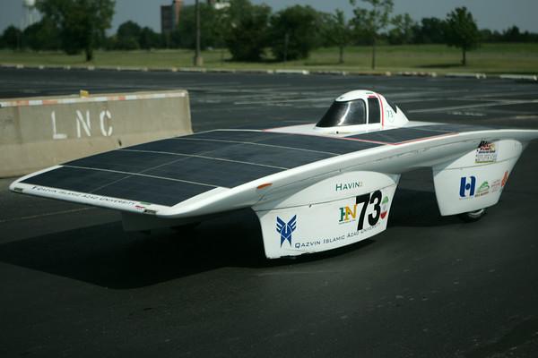 Solar cars 1