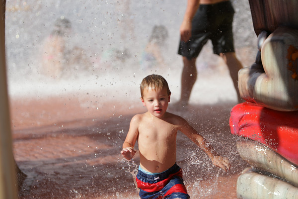 Water park Heat 2