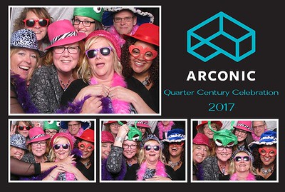 Arconic - Quarter Centery Celebration 2017