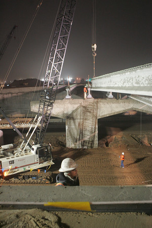 Bridge beams 8