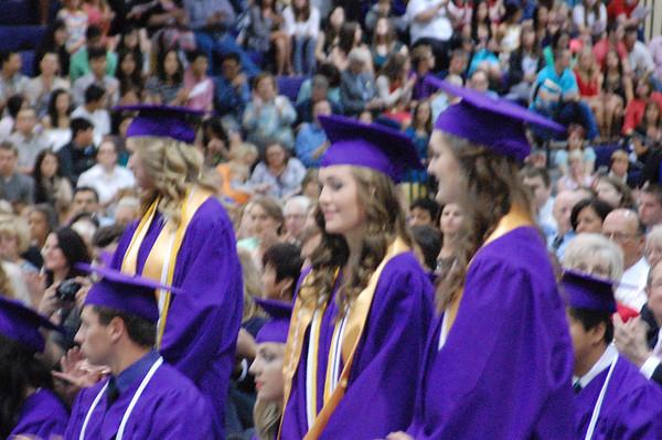 Community Christian School Graduation 2014
