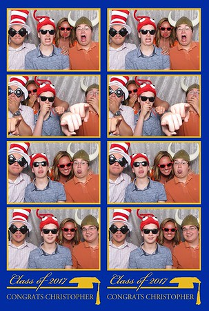 Christopher Grad Party - Class of 2017