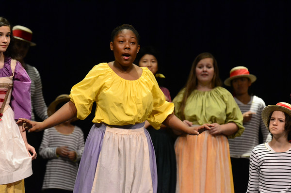 Cimarron Opera's The Gondoliers