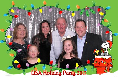 DSA of NWI - Holiday Party 2017 (Open air booth)
