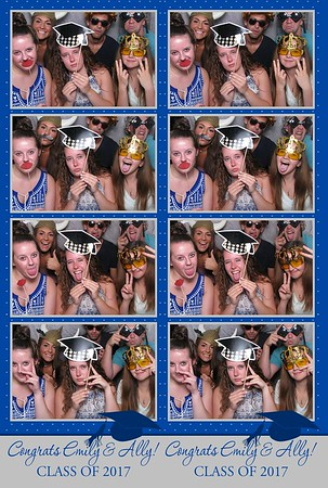 Emily & Ally Graduation Party - Class of 2017