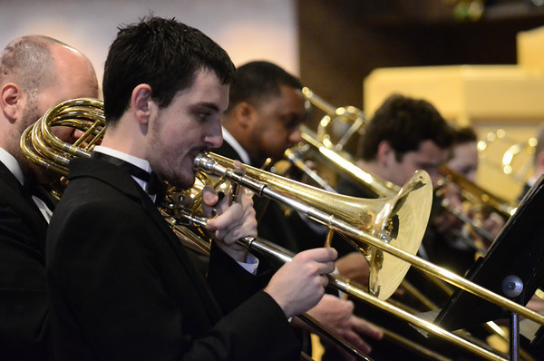 45th Annual Festival of the Spirituals at First Presbyterian Church Sunday, April 13, 2014. Kyle Phillips / The Transcript
