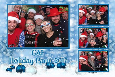 GAF - Holiday Party 2017