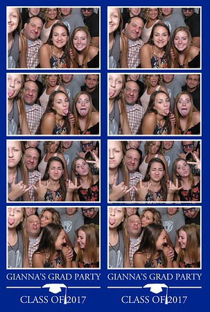 Gianna's Graduation Party - Class of 2017